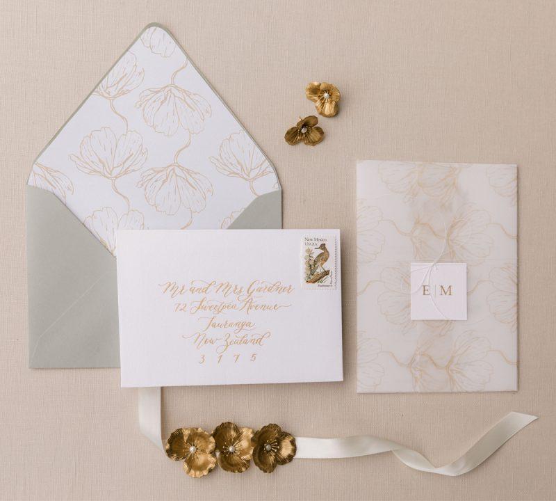 How to Address your Wedding Envelopes