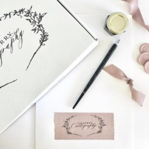 Beginner Calligraphy Kit <br><small>with worksheets</small>