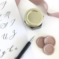 Beginner Calligraphy Lessons and calligraphy kits