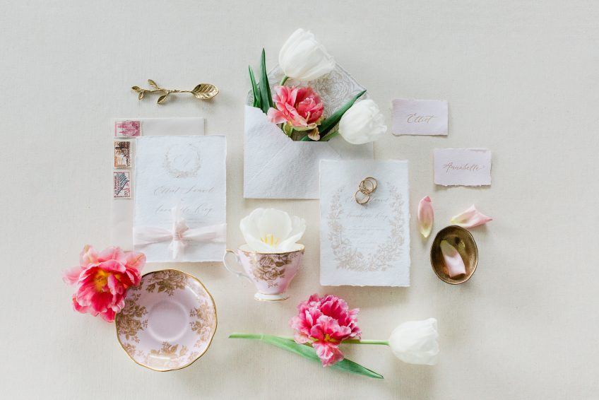 Wedding Invitation Wording:                 An Inspirational Guide