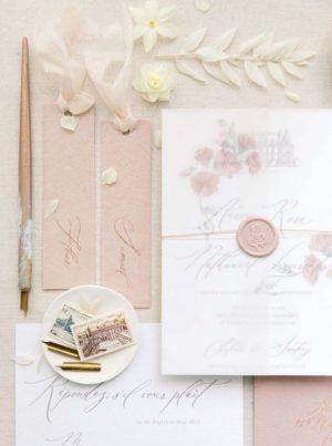 Choosing Wedding Invitations: Colours & Design