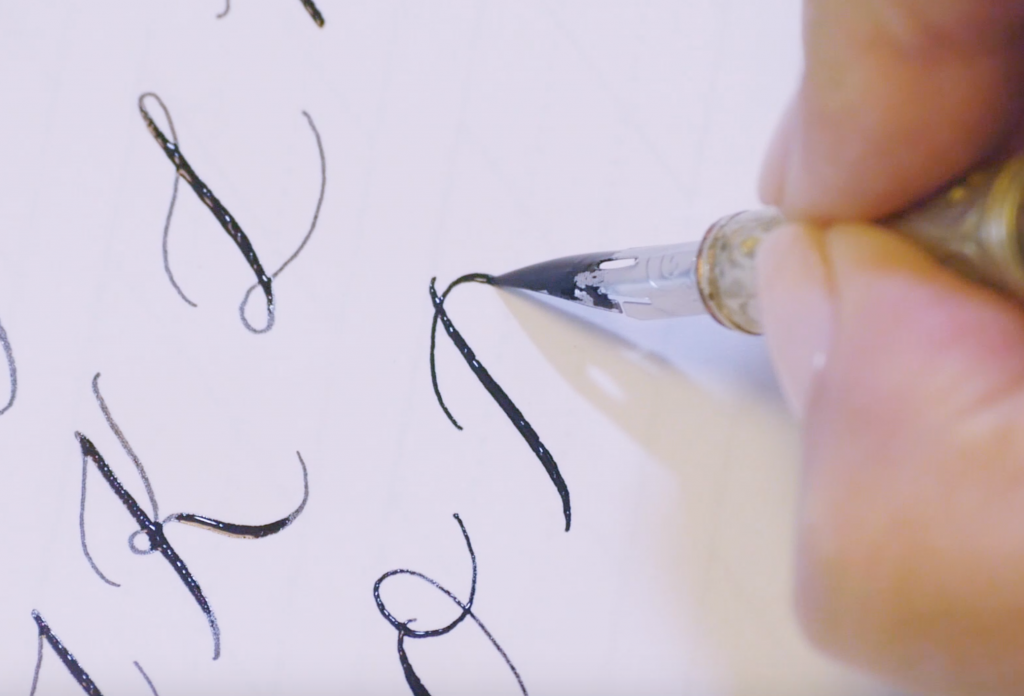 Learning Calligraphy- a guide to getting started